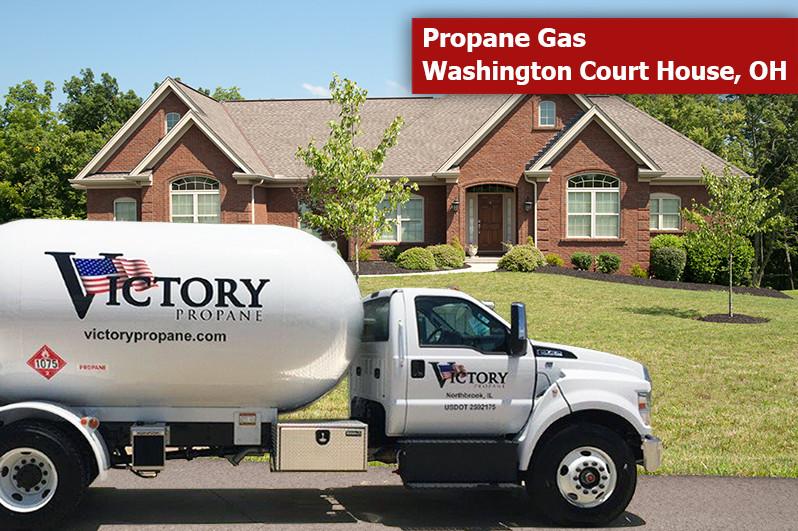 Propane Gas Washington Court House, OH - Victory Propane